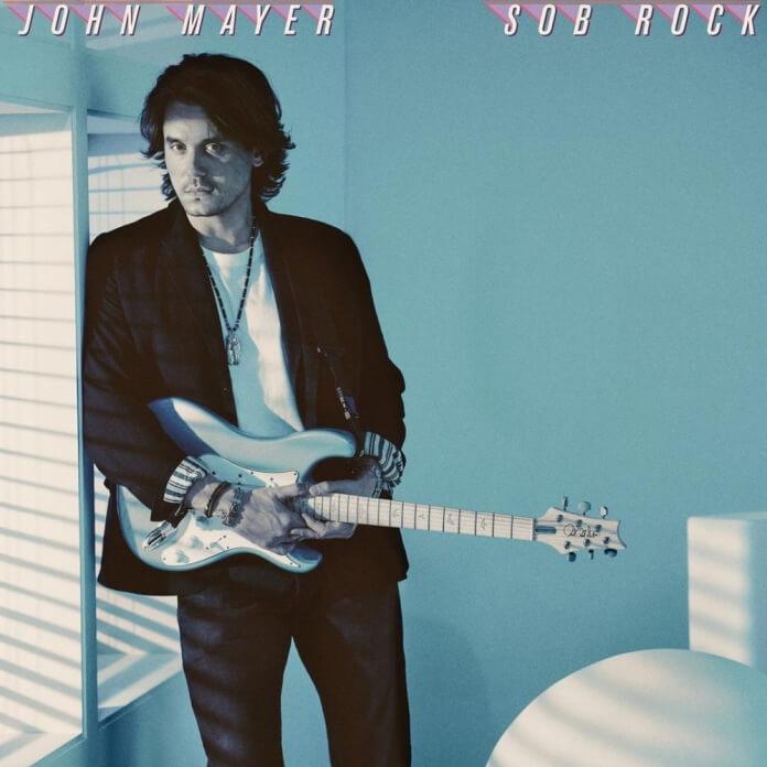 foto: 1 - John Mayer revela data de lançamento do novo disco e capa