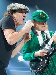 AC/DC liberam clipe místico para a faixa Witch's Spell
