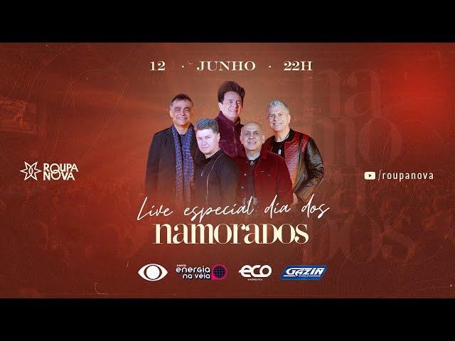 foto: 6 - Live Dia dos Namorados: Nando Reis, Fabio Jr, Roupa Nova e muito mais