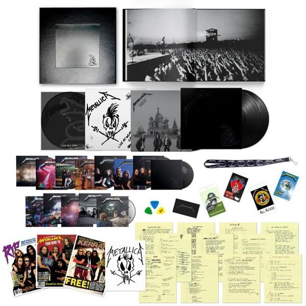 foto: 1 - Metallica libera versão alternativa de Sad But True do Black Álbum