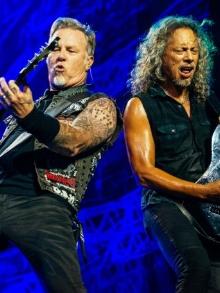 Metallica programa show só com fãs para os 40 anos da banda