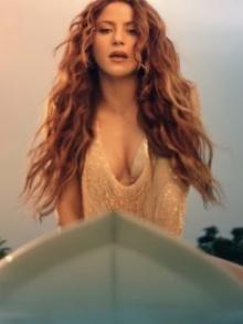 Shakira lança 'Don't Wait Up' que chega com clipe bem dançante. Bora?