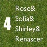 Gospel Vintage - GRUPO IV: ROSE-SOFIA-SHIRLEY-RENASCER