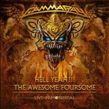 Gamma Ray - Hell Yeah! The Awesome Foursome - Live In Montreal Disc 1