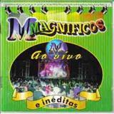 Banda Magníficos - Ao Vivo e Ineditas