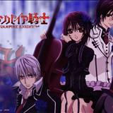 Animes - Vampire Knight