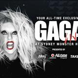 Bad Romance - Lady GaGa Live At Sydney Monster Hall