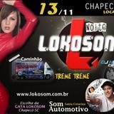 Dj Hugo Castillo - Noite Loko som - Chapecó