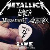 Master Of Puppets - The Big 4 - Live From Sofia, Bulgaria