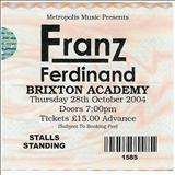 Franz Ferdinand - Live at Brixton