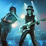 Mötley Crüe - Motley crue por @danilolopesrock