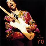 Jimi Hendrix - Stage - Atlanta 70