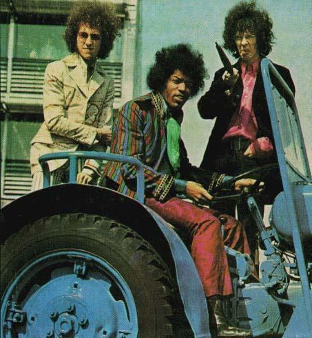 The Jimi Hendrix Experience79092