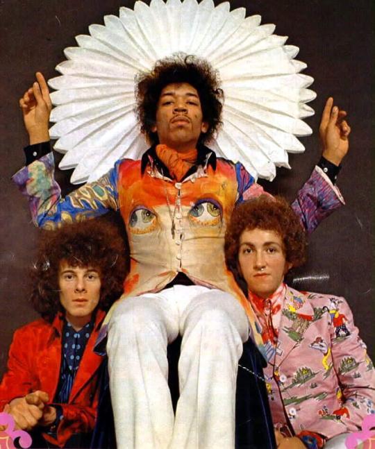The Jimi Hendrix Experience79099