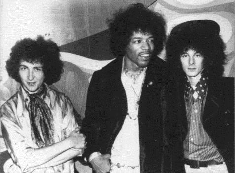 The Jimi Hendrix Experience79101