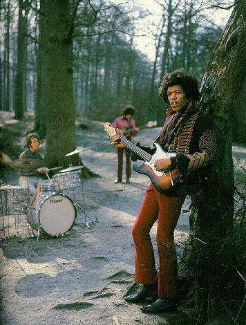 The Jimi Hendrix Experience79102
