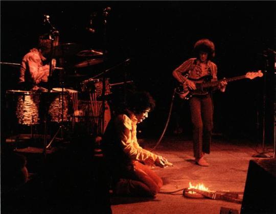 The Jimi Hendrix Experience79105