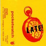 Foo Fighters - Late! Pocketwatch