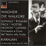 Richard Wagner - Walkirie Karajan
