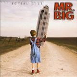 Mr. Big - Actual Size