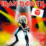 Sanctuary - Maiden Japan